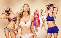 Топ-модель Джессика Харт стала героиней кампании Triumph