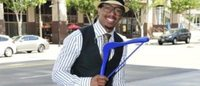 Moores partners with Nick Cannon for Canadian suit drive