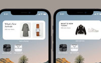 Net-A-Porter launches widgets to boost UX on Apple devices