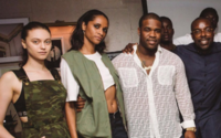 A$AP Ferg and Chid Liberty collaborate on new collection to benefit schoolchildren in Africa
