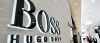 Hugo Boss muss im Weihnachtsgeschäft Gas geben
