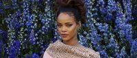 Rihanna prepara su línea de maquillaje
