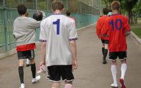 Гоша Рубчинский вместе с Adidas Football выпустили футбольный комплект к ЧМ-2018