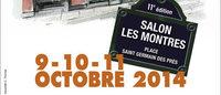 """Salon """"Les Montres"""" : une 11e édition à Saint-Germain-des-Prés"""