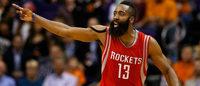Adidas signe un partenariat avec la star américaine de basket James Harden