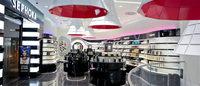 Sephora ouvre à Milan la parfumerie du futur