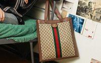Estudo The RealReal: Gucci, carteiras com logótipos e bolsas de cintura no topo da classificação