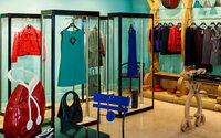 Pierre Cardin ouvre une nouvelle boutique parisienne