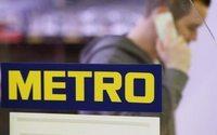 Metro treibt seine Aufspaltung weiter voran
