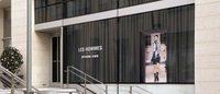 Les Hommes accelera con uno store a Milano e una seconda linea