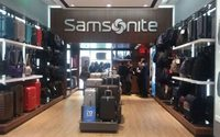 Samsonite Colombia prevé incrementos del 50% en sus ventas este año