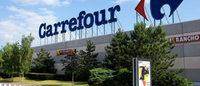 Carrefour porté au premier trimestre par la France et le Brésil