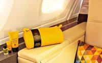 Acqua di Parma prende il volo con Etihad Airways
