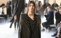 Rick Owens: Dystopian dudes with hair extensions