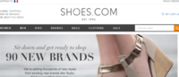 Shoes.com refreshes website, expands product offering