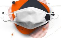 Courir et Casa93 unis pour proposer un tutoriel de masque textile
