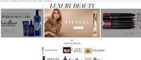 """Amazon ouvre un espace """"Luxury Beauty"""""""
