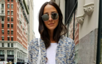 Blogger Arielle Charnas will create a capsule collection for Nordstrom