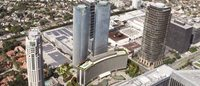 Century Plaza Hotel development project begins March 2016