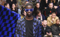 Rising star Marcelo Burlon shines in Milan