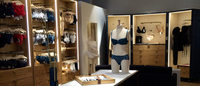 Maison Lejaby : un concept boutique inspiré de l'univers masculin