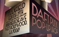 Daft Punk eröffnet Pop-up-Store in L.A.