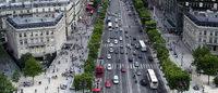 Champs-Élysées é a via comercial mais cara da Europa