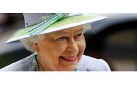 Queen's wardrobe secrets revealed in new book
