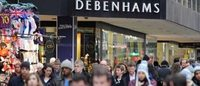 UK retail sales suffer biggest fall in six months, no EU effect reported