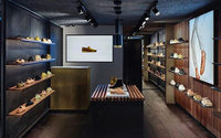 Clarks Originals opens first standalone store in London's Soho