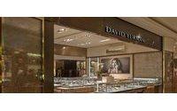 La maison de joaillerie américaine David Yurman s'est installée aux Galeries  Lafayette