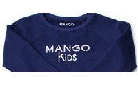 Mango запускает линии детской одежды, женского белья и одежды для фитнеса