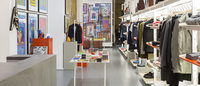 Paul Smith sets up Christmas boutique in Paris' Marais district