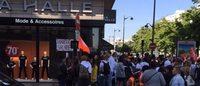 La Halle : la grève touche 150 magasins