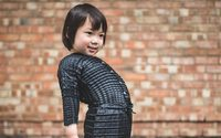 Pleat system offers stretch-to-fit fashion for kids