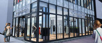 「ビーシービージーマックスアズリア」国内最大店が銀座にオープン