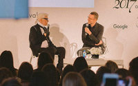 Karl Lagerfeld on Chanel, Fendi and emerging designers
