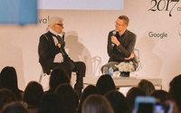 Karl Lagerfeld discute de Chanel, Fendi et de la jeune création