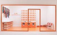 Hermès: mini lavanderias para reavivar os lenços de seda