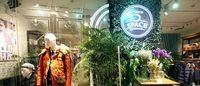 """马克华菲概念店""""第五空间""""首度亮相北京,堪称时装艺术实验室"""