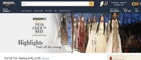Amazon stays India's Most Trusted Online Shopping Brand