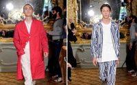 Fashion Week milanaise : La jeune marque Sunnei surfe sur le succès