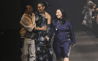 Kenzo : de brillants adieux et Solange pour donner la sérénade
