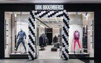 В Москве открылся единственный бутик бренда Dirk Bikkembergs