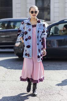 Street Fashion Milano N302