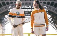 Gauthier Paris se place sur le terrain du tennis lifestyle