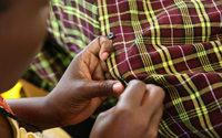 África floresce na produção de vestuário
