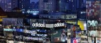 Sportswear makers step up competition in China; local brands feel heat