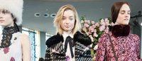 Transparencias de Tadashi Shoji y romanticismo de Kate Spade eclipsan NY