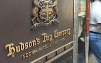 Canada's Hudson's Bay posts lower quarterly sales